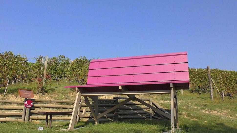 Big Bench by Chris Bangle