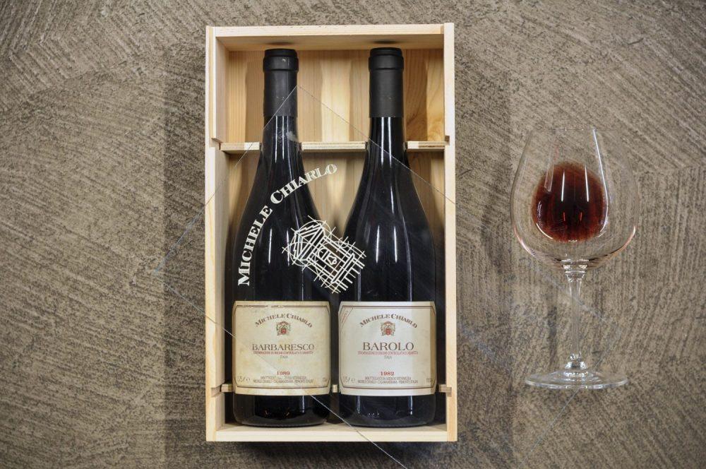 Quarto lotto Michele Chiarlo Wine Club